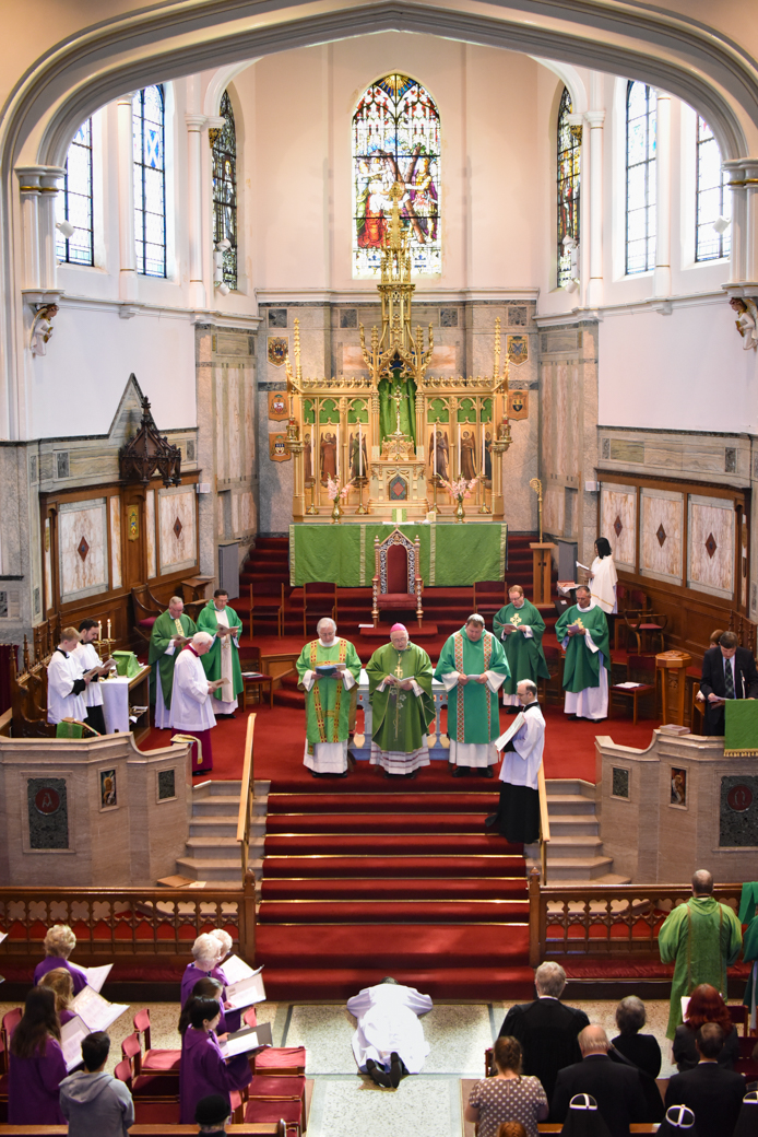 Ordination of Dr Harry Schnitker to the Permanent Diaconate