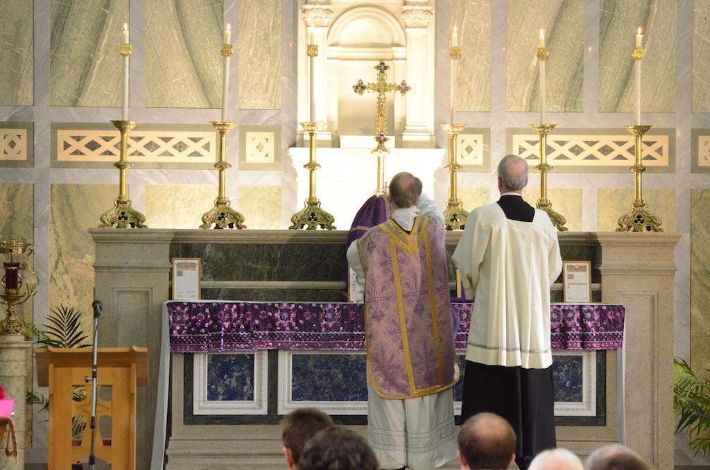Latin Mass - Missa Cantata