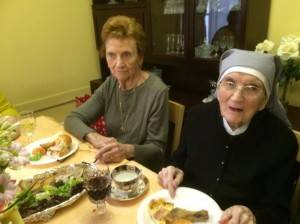 Sr Helene Celebrates her 100th Birthday at Wellburn, Dundee