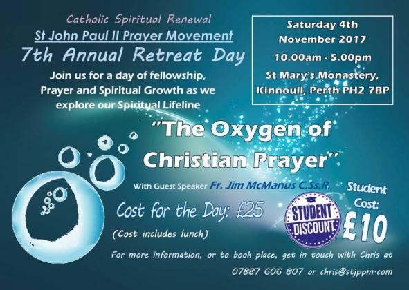 7th Annual Retreat @ St Mary's | Kinnoull | Scotland | United Kingdom