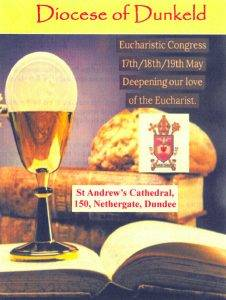Mini-Eucharistic Congress @ St Andrew's RC Cathedral