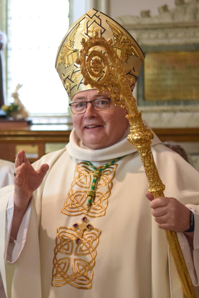 Rt Rev Stephen Robson